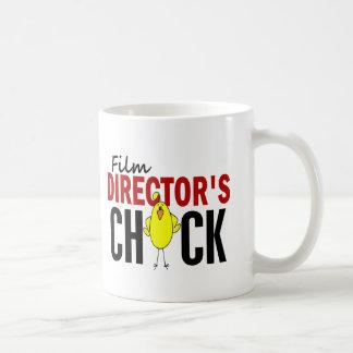 Film Director's Chick Mug