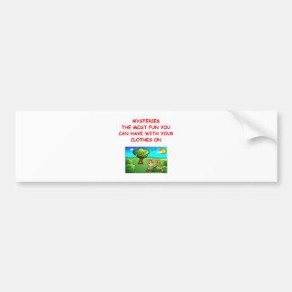 film festival bumper stickers