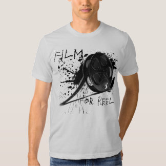 Film for REEL Tshirts