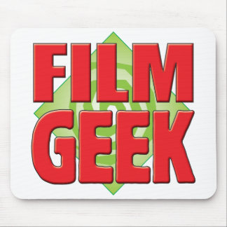 Film Geek v2 Mouse Mat