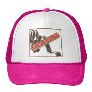 FILM GIRL LOGO 4 CAP