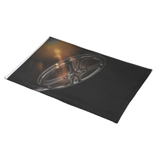 Film Highlights Rolling Placemats