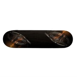 Film Highlights Rolling Skate Boards