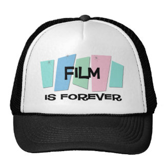 Film Is Forever Mesh Hats