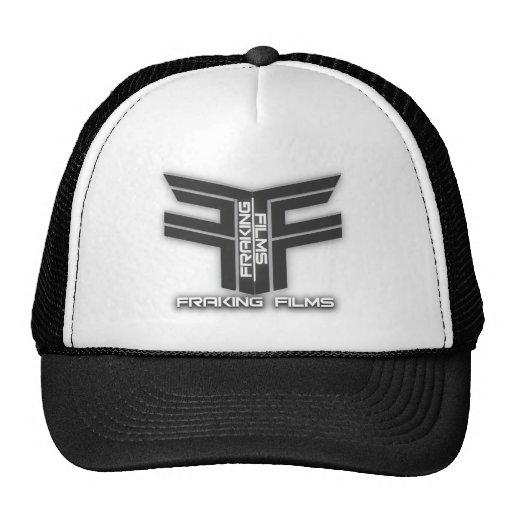 Film lovers mesh hat