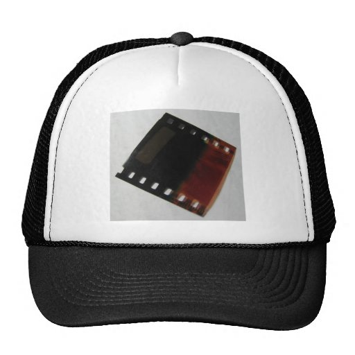 film negative hat