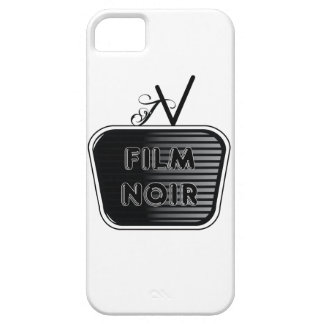 Film Noir iPhone 5 Covers