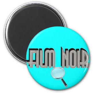 Film Noir 6 Cm Round Magnet