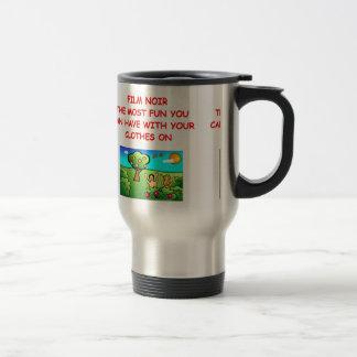 film noir mug