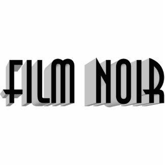 Film Noir (sculpture magnet) Photo Sculpture Magnet