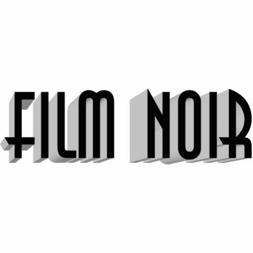 Film Noir (sculpture magnet) Photo Cut Outs