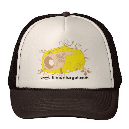 Film On Target Hat