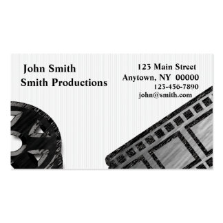 Film Reel Business Card