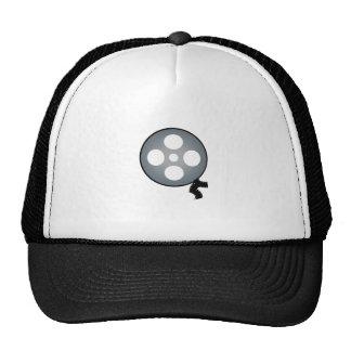 Film Reel Mesh Hats