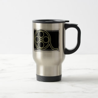 Film Reel Mug