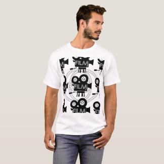 Film Reel T White T-Shirt