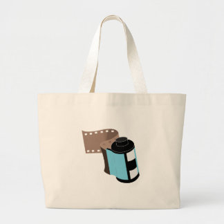 Film Roll Tote Bags