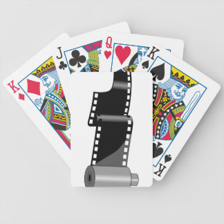 Film Roll Bicycle Playing Cards