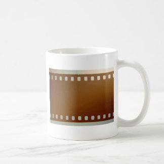 Film roll color coffee mug