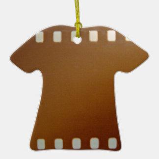Film roll color ornament