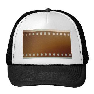 Film roll color mesh hat
