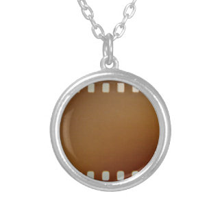 Film roll color personalized necklace