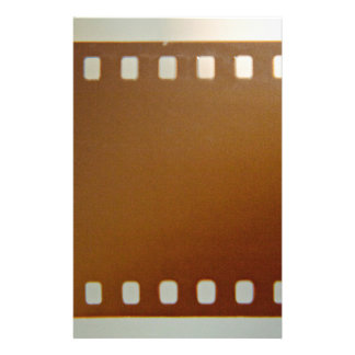 Film roll color stationery
