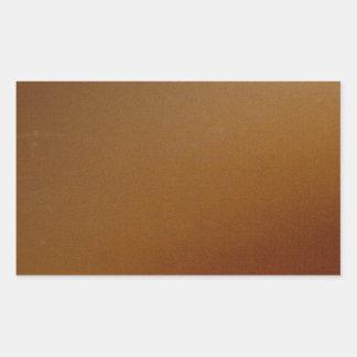 Film roll color rectangular sticker