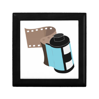 Film Roll Gift Boxes