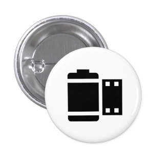 'Film Roll' Pictogram Button
