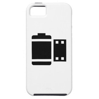 Film Roll Pictogram iPhone 5 Case