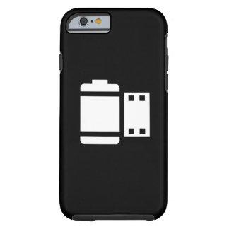 Film Roll Pictogram iPhone 6 Case Tough iPhone 6 Case