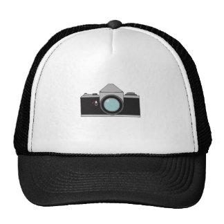 Film SLR Camera Trucker Hats