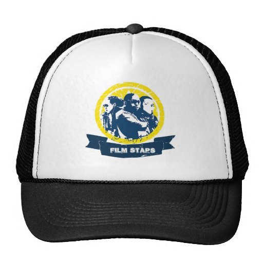 Film Stars Trucker's Cap Hat