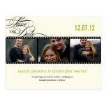 Film Strip Photo Save The Date