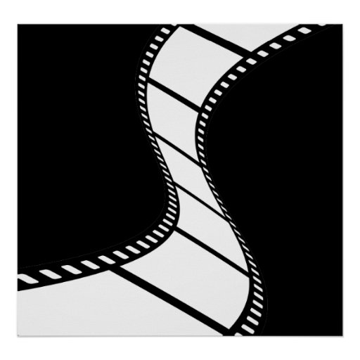 Film Strip Poster