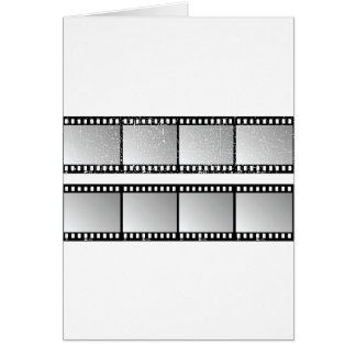 Film Strips Greeting Cards