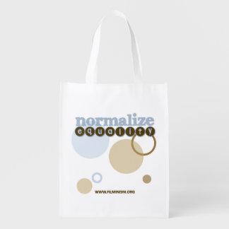 Filminism Reusable Grocery Bag