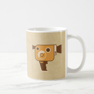 Filmmaker Movie Camera Coffee Mug