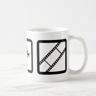 filmmaking gear mug