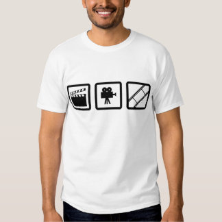 filmmaking gear tee shirt