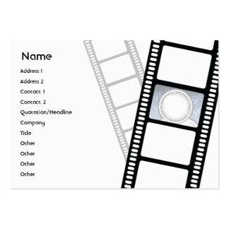 Filmstrip - Chubby Pack Of Chubby Business Cards