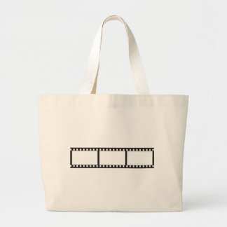 filmstrip large tote bag