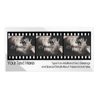 Filmstrip Photo Card, Any Occasion... Photo Cards
