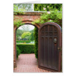 Filoli Gardens Card