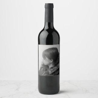 Filou designs special merch wine label