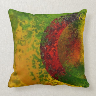 """""""Filtered Hues"""" Polyester 20"""" x 20"""" Throw Pillow"""