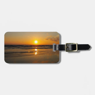 Filtered Sunset Luggage Tag
