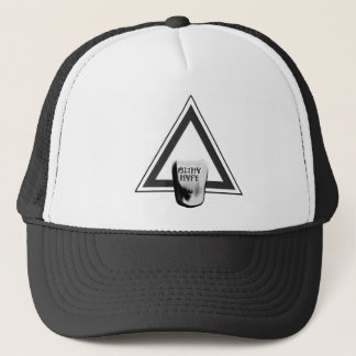 Filthy Hype White Logo Collection Trucker Hat