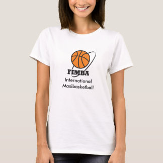 FIMBA Ladies Baby Doll (Fitted) T-Shirt
